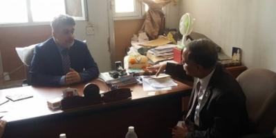 نائب وزير التخطيط يناقش آليات تعزيز التعاون مع المنظمات الدولية
