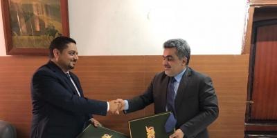 وزارة التخطيط توقع اتفاقيتين مع منظمتين أمريكية وفرنسية