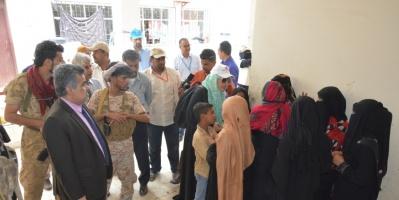 باصهيب ينتقد فشل المنظمات الأممية وغير حكومية الدولية في مخيمات النازحين