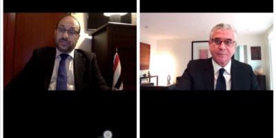 وزير التخطيط يشارك باجتماعات البنك الدولي حول الآفاق الاقتصادية في الشرق الأوسط وشمال أفريقيا