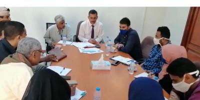 الوكيل المساعد لوزارة التخطيط والتعاون الدولي يلتقي ممثلي منظمة الهجرة الدولية