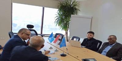 وزير التخطيط يبحث مع (الايفاد) تطوير التعاون التنموي