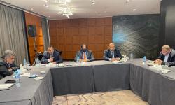 وزير التخطيط يترأس اجتماع لجنة التسيير لبرنامج نظم ومعلومات الأمن الغذائي والانذار المبكر