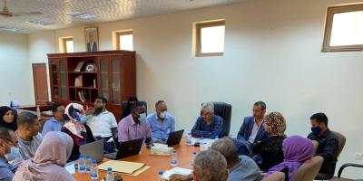 اجتماع بعدن يبحث جهود تنفيذ مسح الأمن الغذائي لحشد الدعم الدولي لليمن