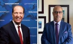 وزير التخطيط يدعو البنك الدولي لدعم اليمن في مواجهة انعدام الأمن الغذائي