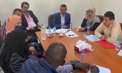 اجتماع موسع بوزارة التخطيط يناقش آلية اعتماد معلومات النازحين في خطط الاستجابة الإنسانية